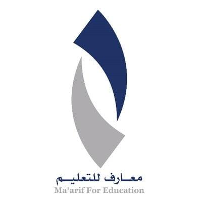 وظائف إدارية وتقنية بفرعها بالمنطقة الشرقية لدى معارف للتعليم والتدريب 1