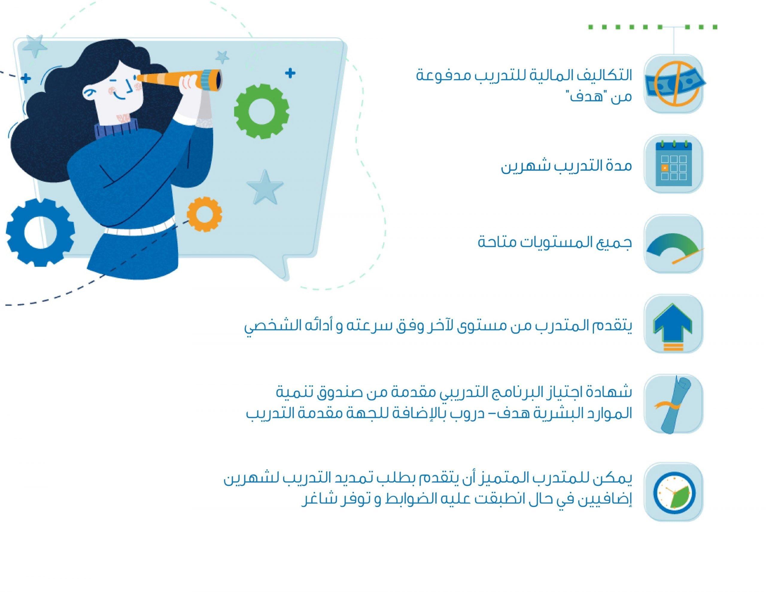 بدء التقديم في برنامج تعليم اللغة الإنجليزية عن بُعد لدى صندوق هدف 3